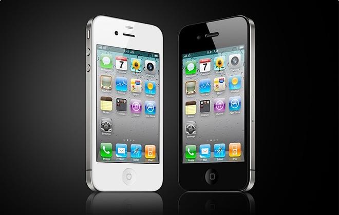 Iphone 4 mỏng hơn 24% so với iPhone 3GS. Ảnh: Engadget.