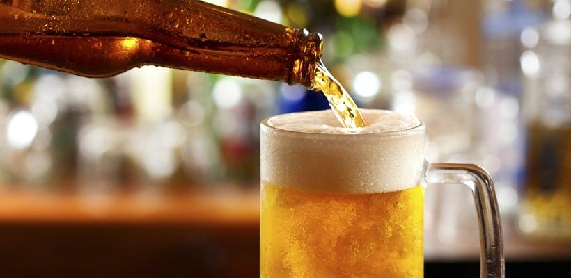Thưởng thức bia một cách sành điệu hơn.