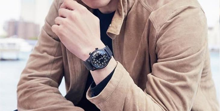 Mẫu đồng hồ đeo tay cho nam giới.