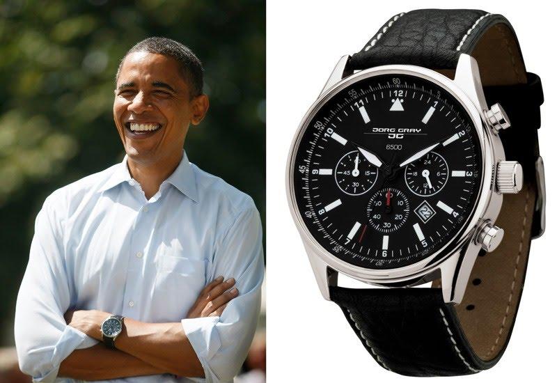 Đồng hồ đeo tay là vật dụng không thể thiếu cho nam giới.