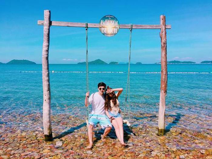 Đi du lịch cùng người yêu để hiểu nhau hơn.