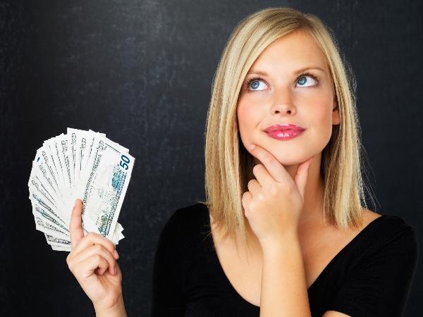 Là phụ nữ hiện đại cần biết tự chủ về tài chính.
