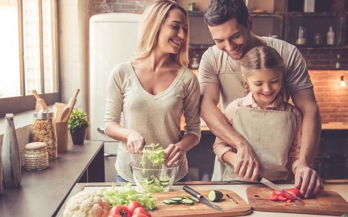 Phụ nữ hiện đại hãy dành thời gian học nấu ăn.