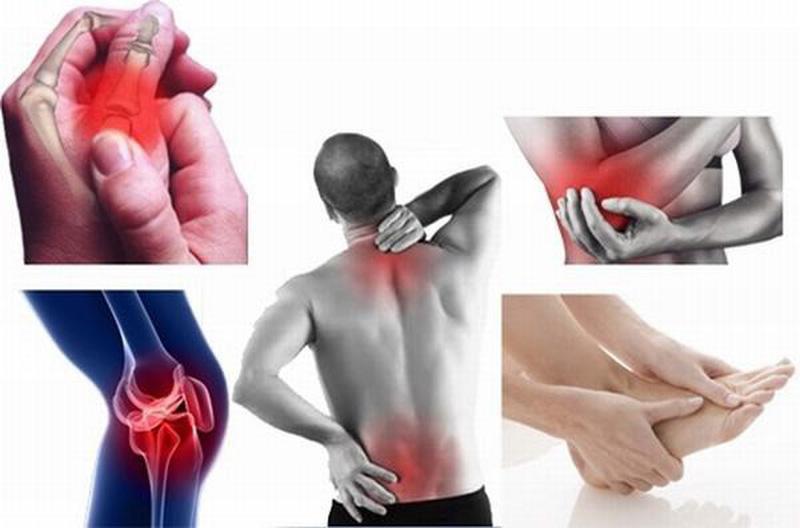 Lạm dụng tập cardio khiến nam giới bị đau khớp