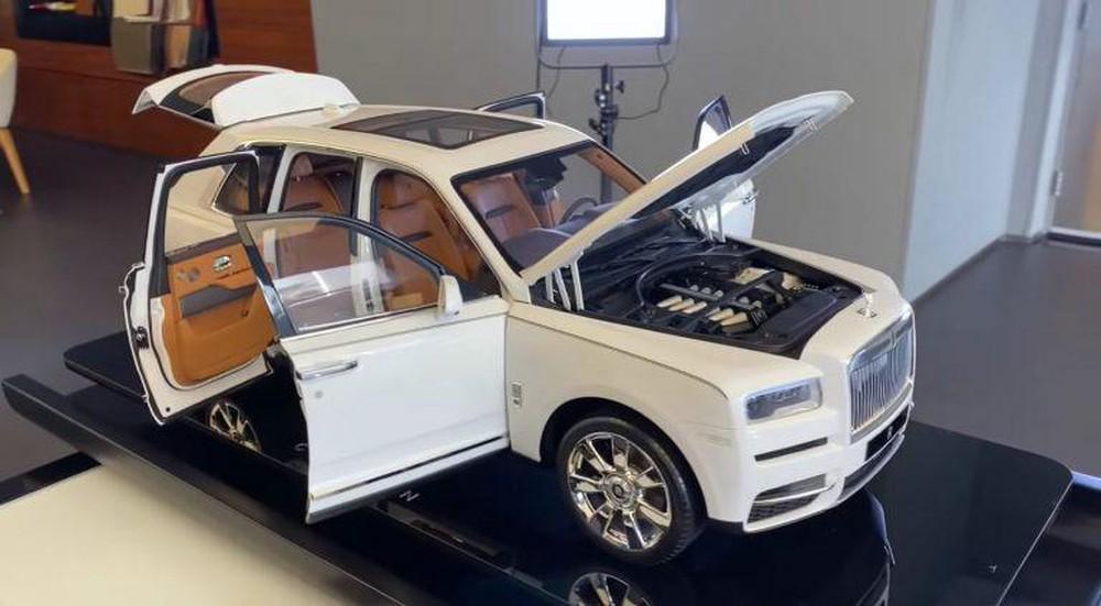Mô hình Rolls-Royce Cullinan