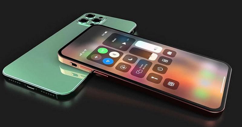Màu sắc mới của Iphone 12 tuyệt đẹp.