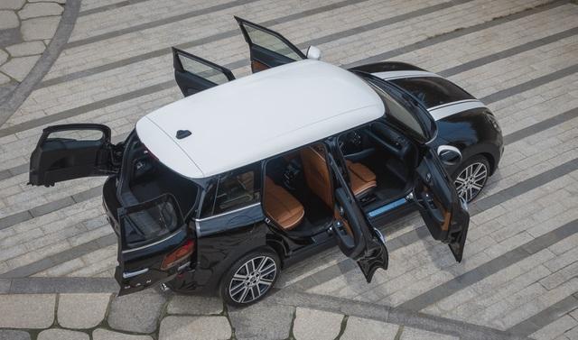 Mẫu xe MINI Clubman thiết kế độc đáo