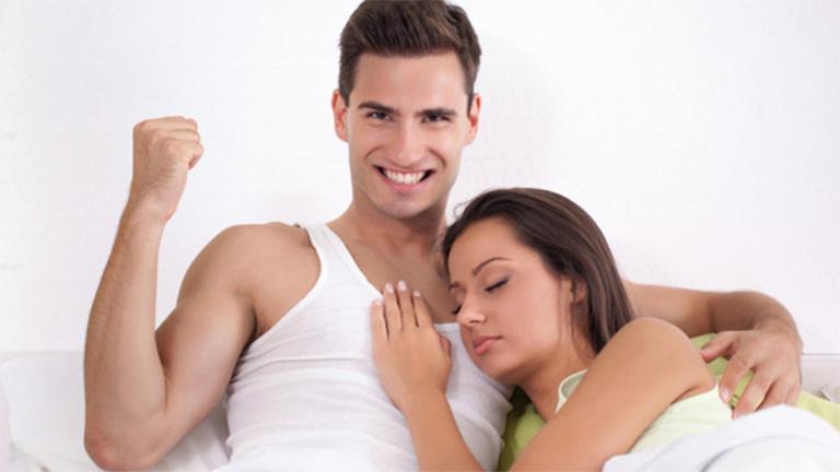 Quan hệ đều đặn là mẹo chữa xuất tinh sớm.