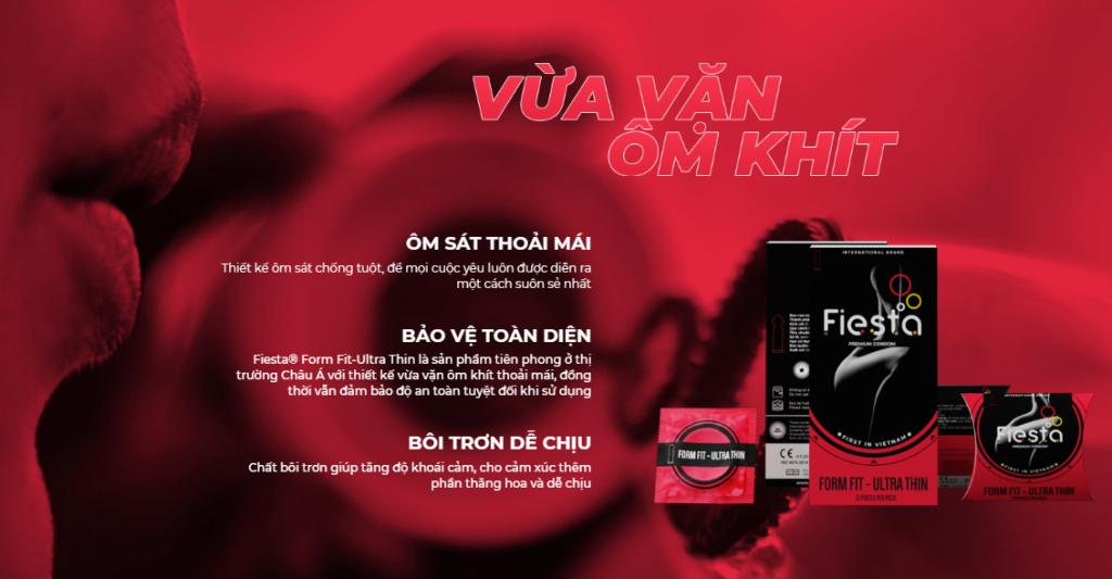 Bộ ba quyền lực Fiesta trình làng phái mạnh Việt