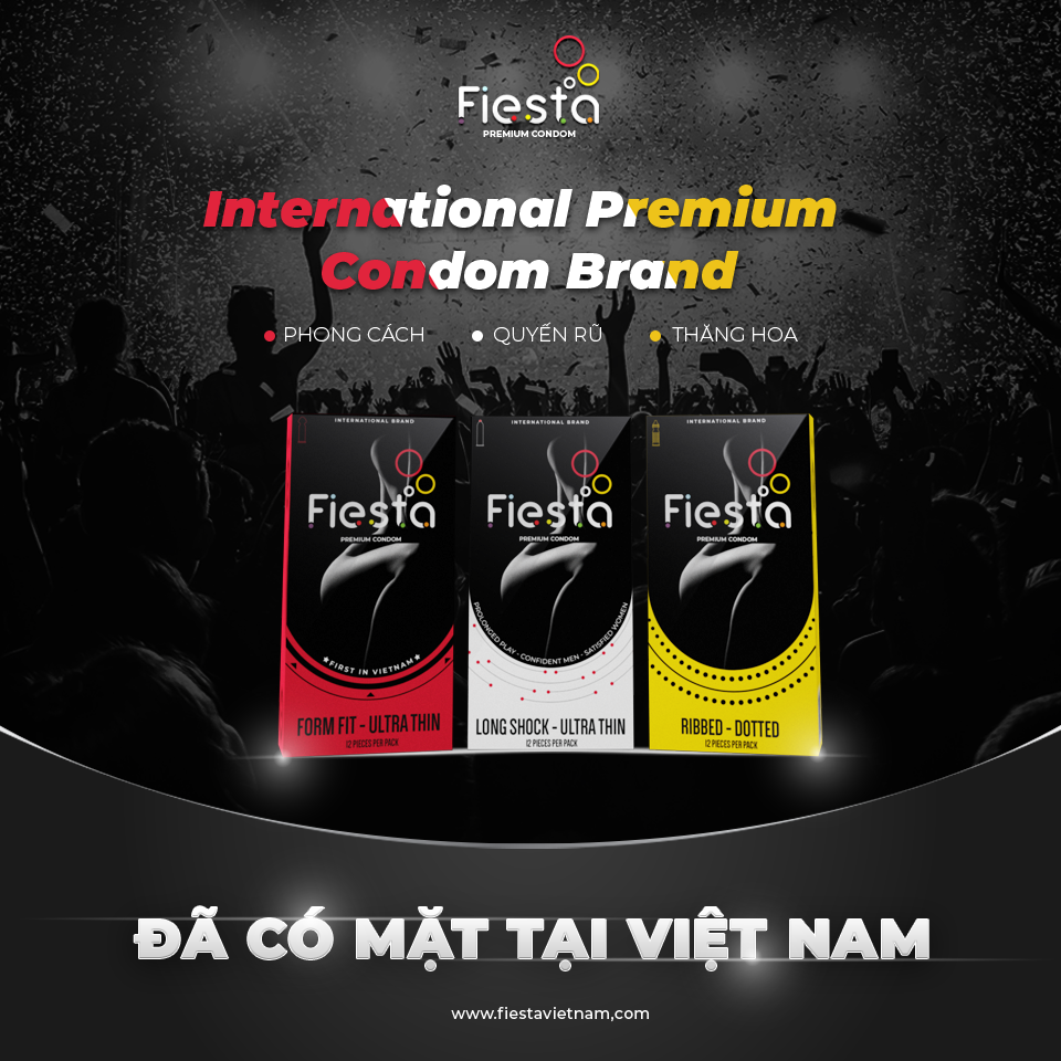Sự đổ bộ của thương hiệu bao cao su đẳng cấp quốc tế chính thức có mặt tại Việt Nam được đánh giá là sự kiện đáng mong đợi nhất mùa hè này.