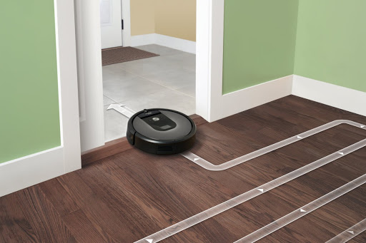Nguyên lý hoạt động của robot hút bụi, lau nhà