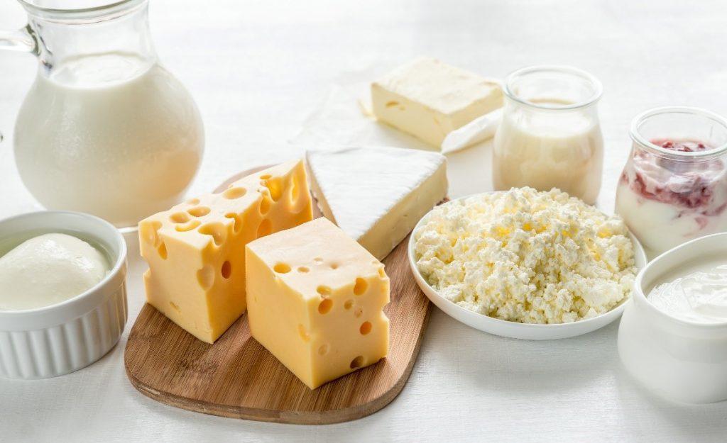 Thực phẩm không nên ăn trước khi quan hệ là phô mãi, thực phẩm từ sữa