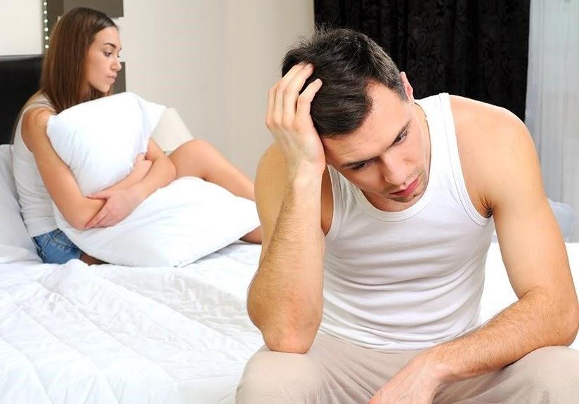 """Yếu sinh lý là """"nỗi đau thầm kín"""" của nam giới, là nguyên nhân chính gây đổ vỡ hạnh phúc gia đình."""