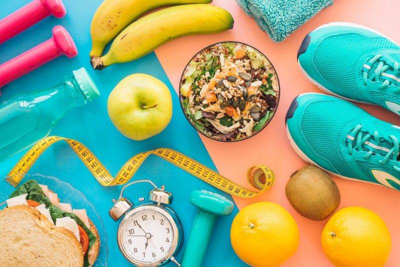 Nên xây dựng chế độ ăn uống lành mạnh
