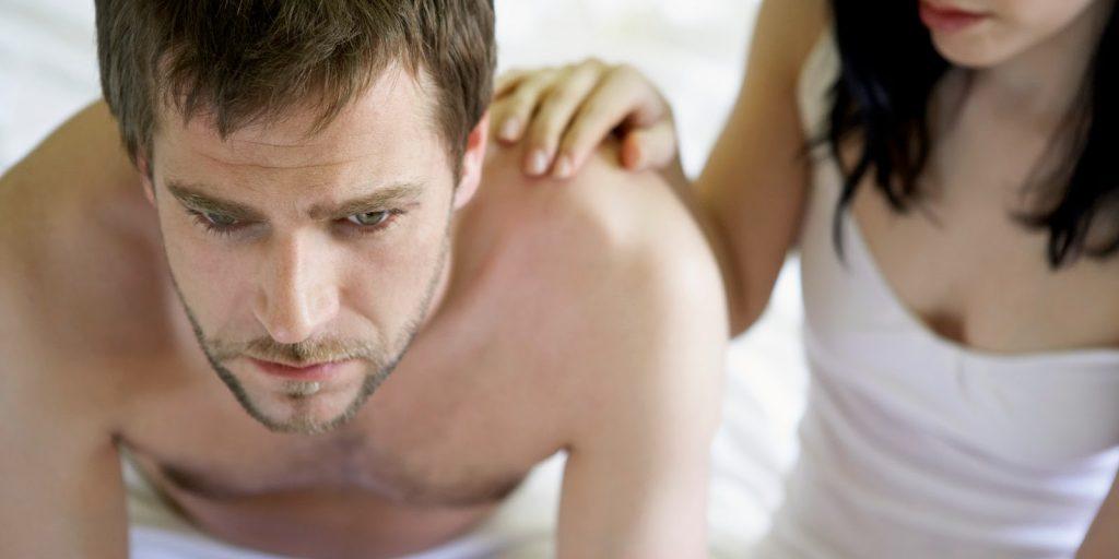 Đàn ông trên 45 tuổi bắt đầu suy giảm ham muốn tình dục