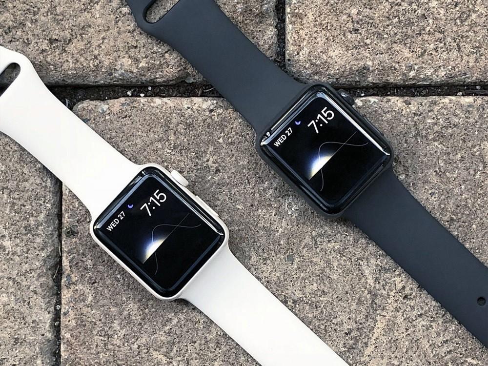 Đồng hồ Apple Watch Series 3 mẫu mã đẹp mắt