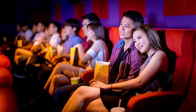 Hẹn hò nàng tại Rạp chiếu phim cũng là lựa chọn thông minh