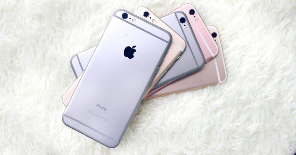 Iphone 6s tròn 5 năm tuổi