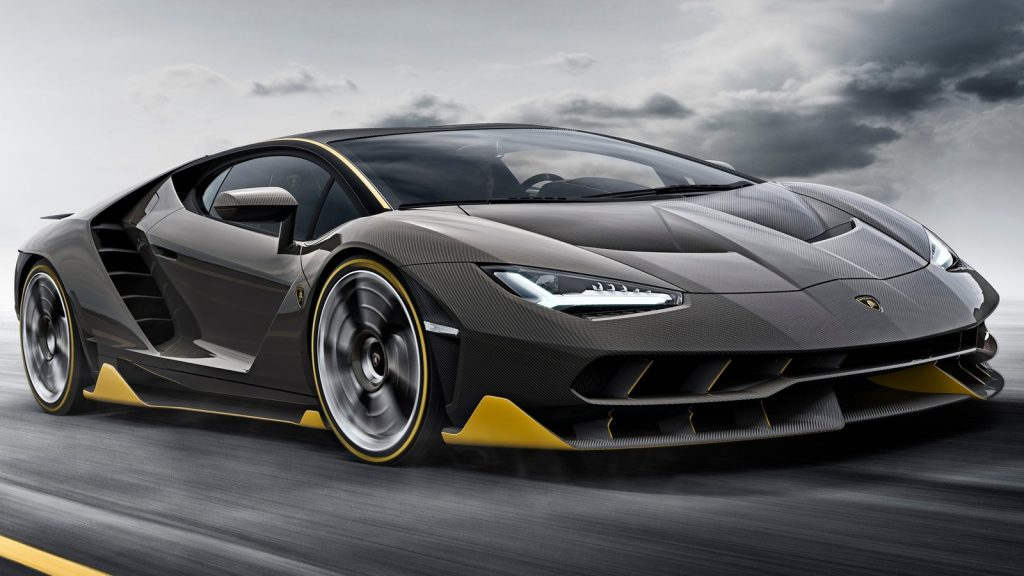 Đây là một trong những mẫu xe Lamborghini đẹp nhất
