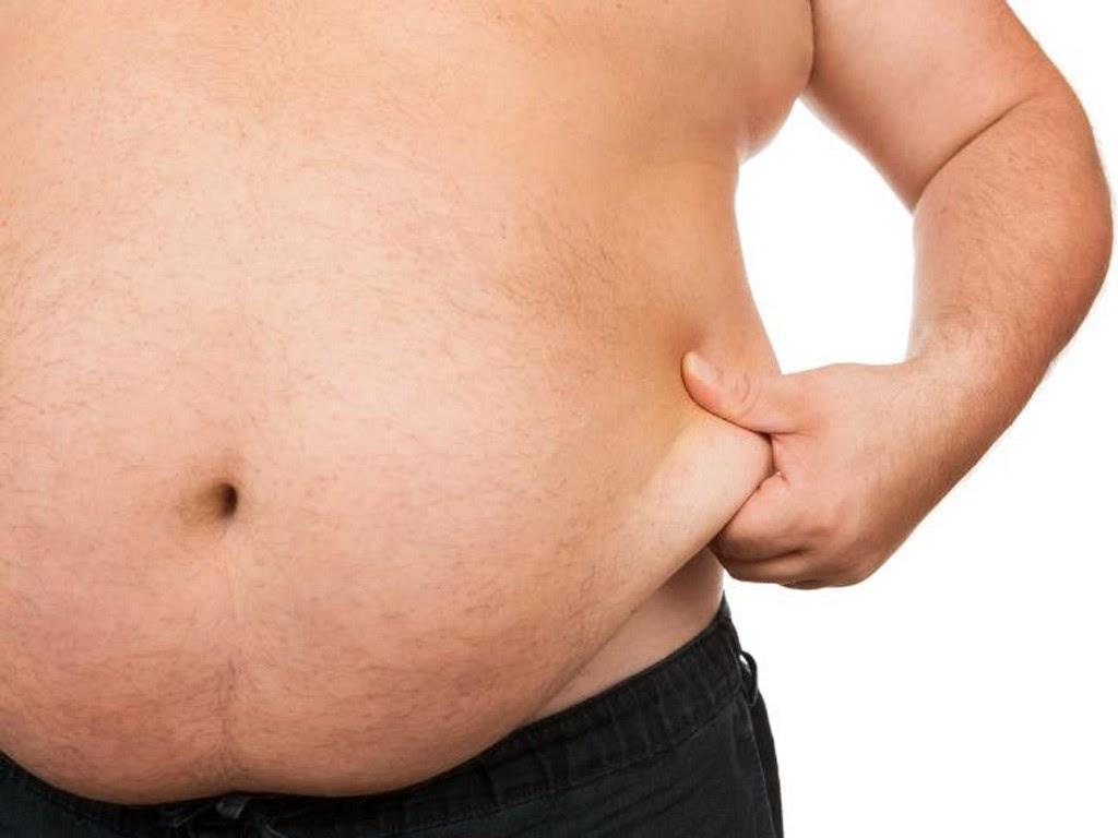 Mỡ thừa tích tụ nhiều là một trongnhững dấu hiệu suy giảm testosterone