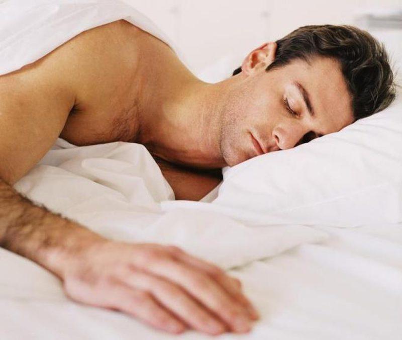 Khi ngủ não bộ được thư giãn