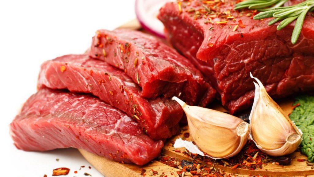 Thịt đỏ có thể gây khó tiêu