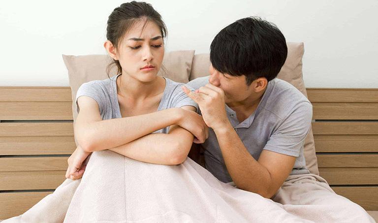 Nam giới có ham muốn tình dục cao dễ khiến hạnh phúc gia đình suy giảm
