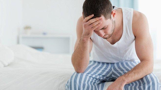 Nam giới dễ mệt mỏi, sức khỏe giảm sút