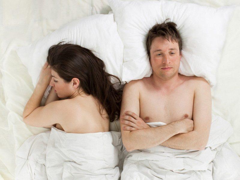 Nam giới có thể nhịn yêu tối đa trong vòng 3 tuần hoặc lâu hơn.