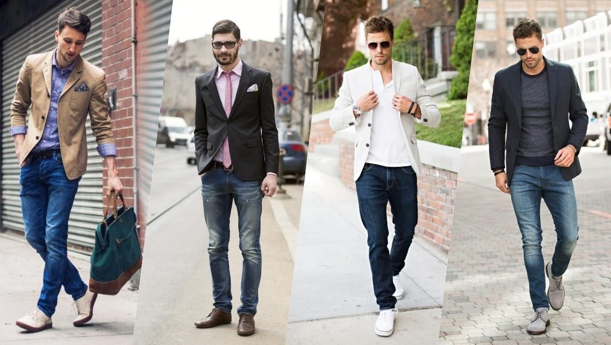 Hiểu rõ kiểu dáng của quần jeans trước khi phối đồ.