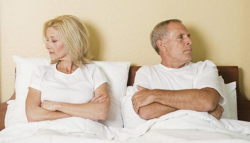 Ở độ tuổi 50 - 60 ham muốn tình dục suy giảm, thậm chí là không còn ham muốn