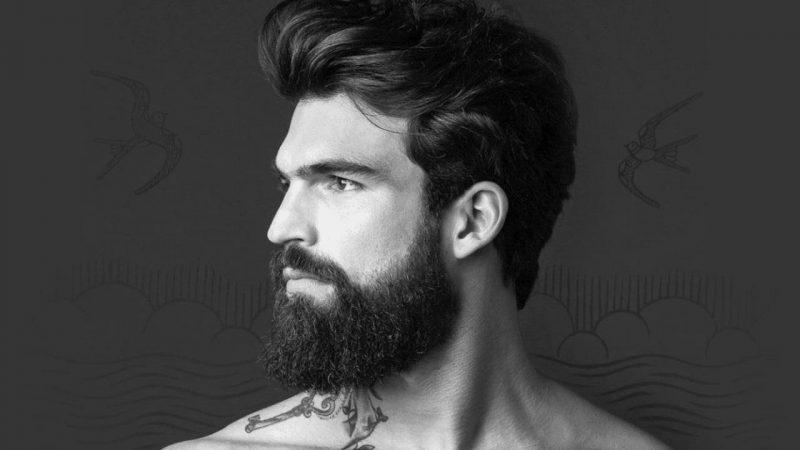 Mái tóc dài bóng mượt hay lông mọc rậm và nhanh đều là đặc điểm nam giới có sinh lý mạnh