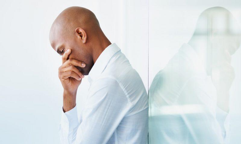Nam giới mệt mỏi, stress trong thời gian dài