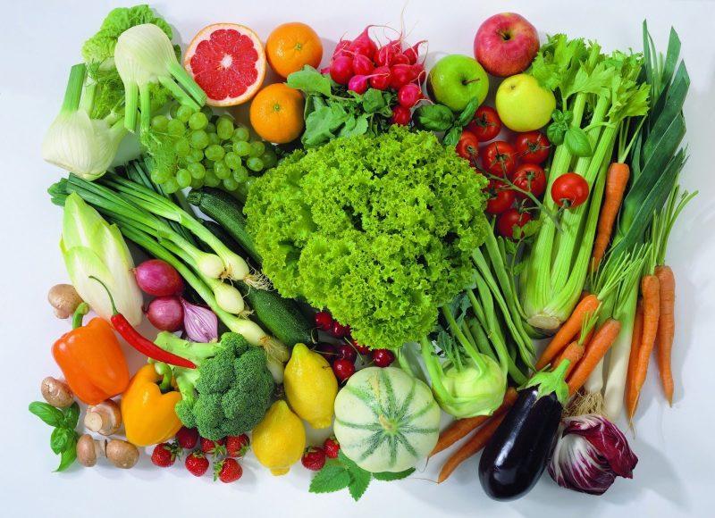 Ăn nhiều rau xanh để thanh nhiệt