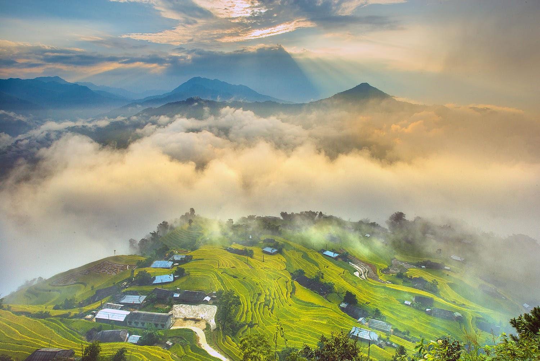 Hà Giang bước vào mùa đông đẹp như tiên cảnh