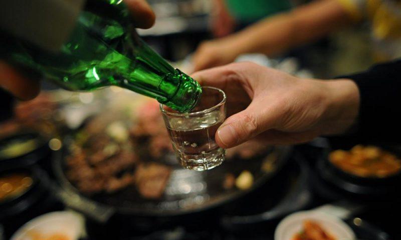 Uống quá nhiều rượu khiến bạn không làm chủ được bản thân