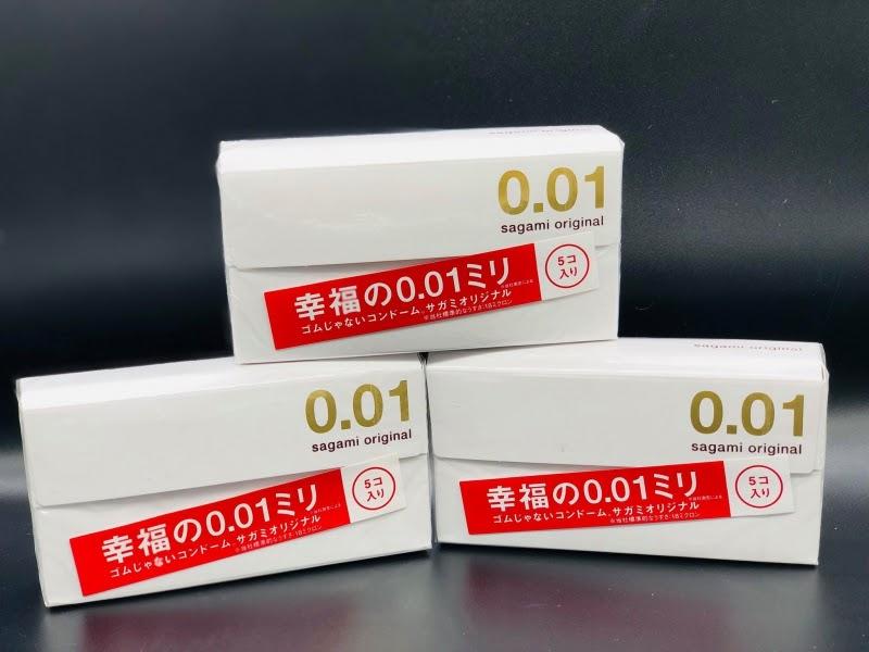 Bao cao su Sagami được làm từ Polyurethane – mủ cao su tự nhiên có độ mềm dẻo cực tốt
