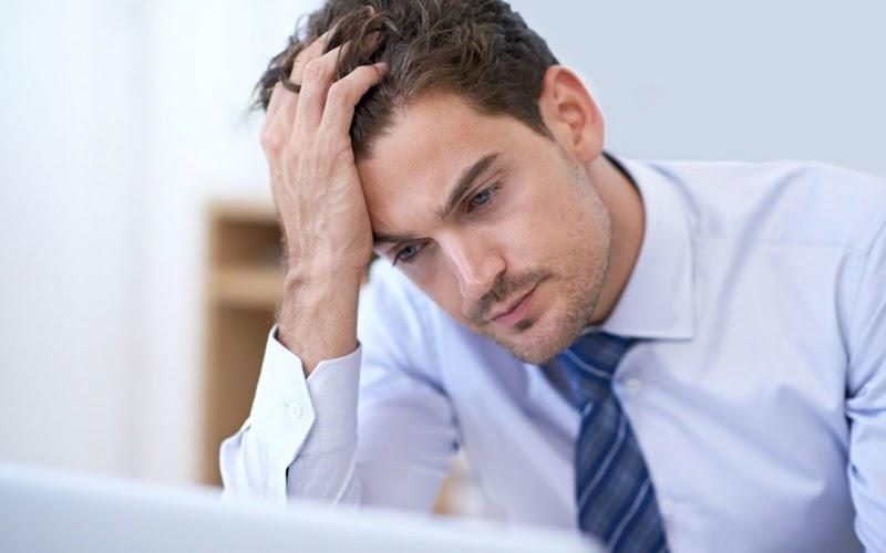 """Nam giới nên tránh stress quá độ để cải thiện chứng """"chưa đi đến chợ đã tiêu hết tiền"""""""