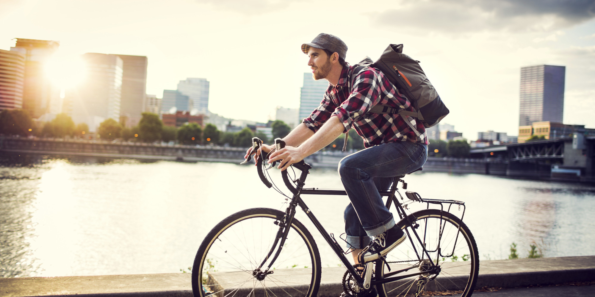 Di chuyển bằng xe đạp, đi bộ hay phương tiện công cộng