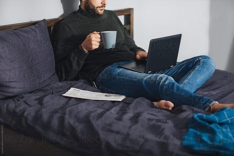 Những lời khuyên cho công việc freelance là rèn thói quen làm việc lành mạnh