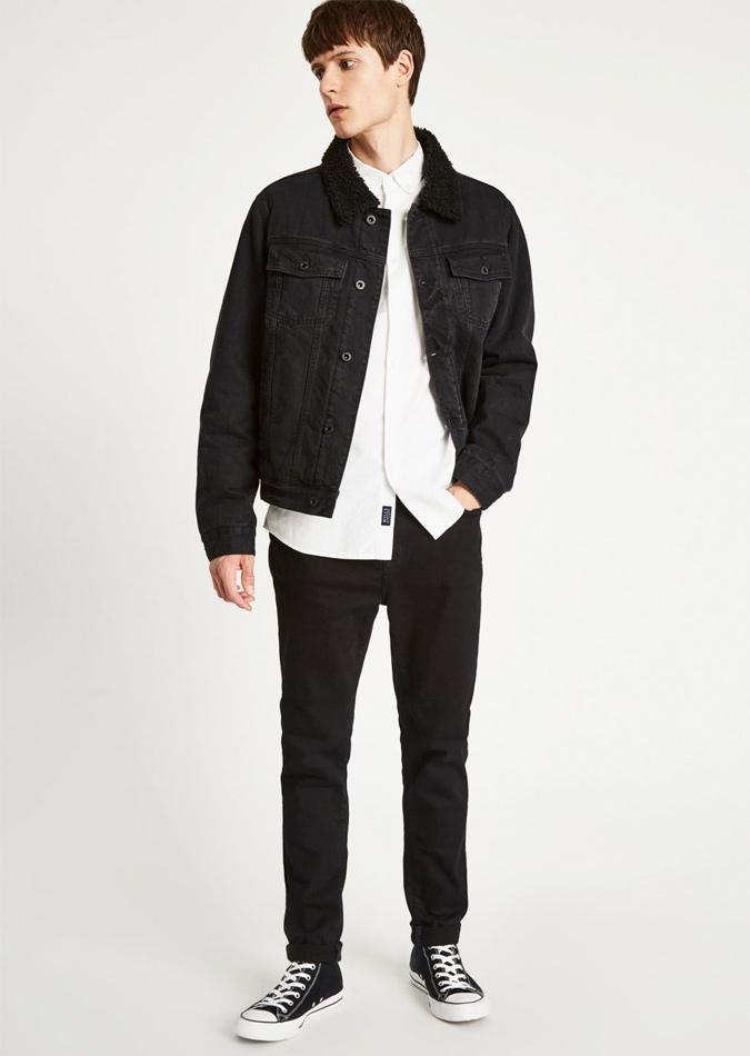 Phong cách Slim-fit jeans