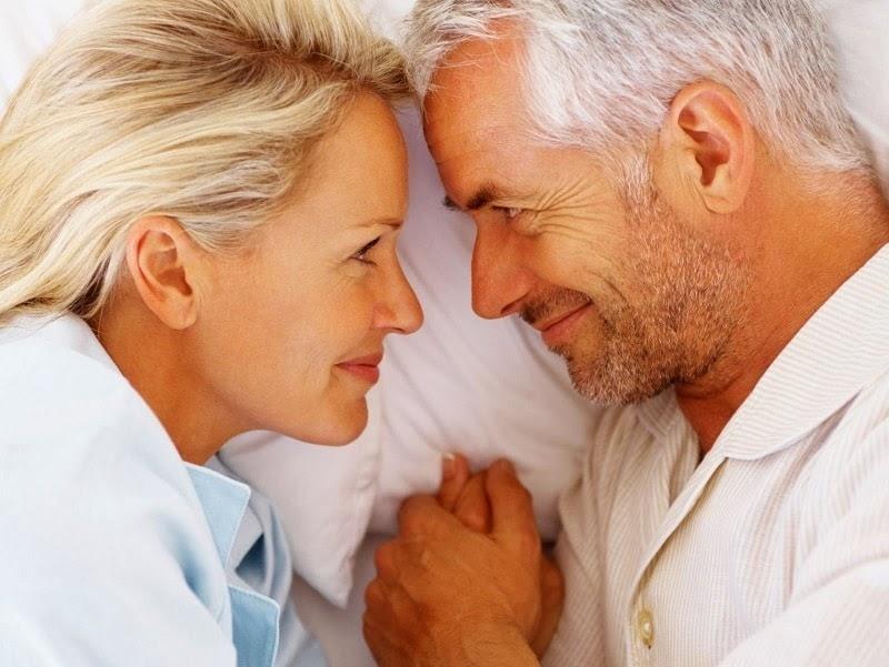 Tình dục của nam giới không bị chi phối bởi yếu tố tuổi tác