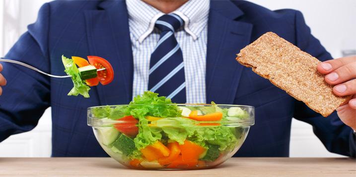 Giải tỏa áp lực tâm lý bằng việc ăn uống lành mạnh