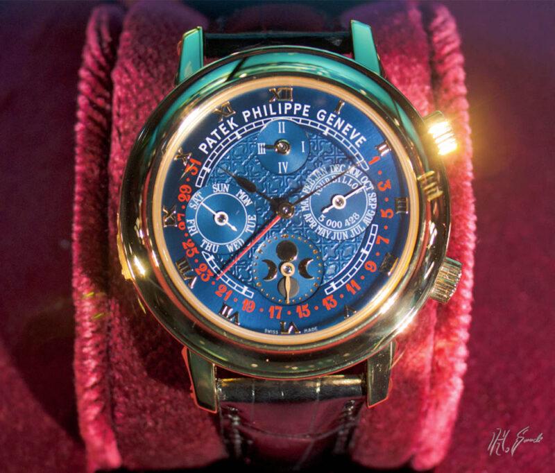 Cách chọn đồng hồ đeo tay - Lựa chọn đồng hồ theo màu da
