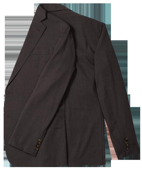 Mẹo gấp quần áo - Suit jacket và các loại áo khoác thể thao