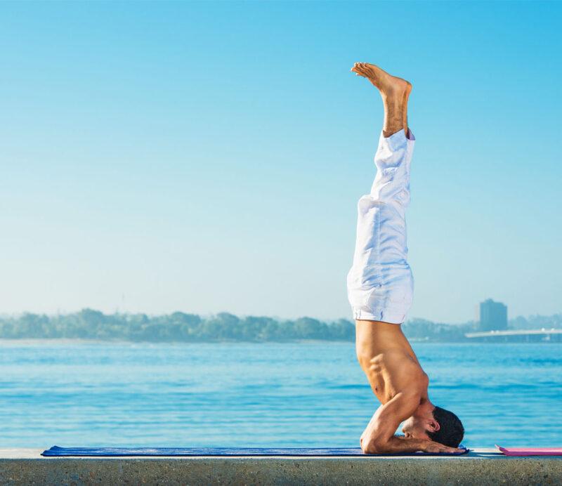 Giải tỏa stress hiệu quả khi tìm sự cân bằng trong tâm hồn
