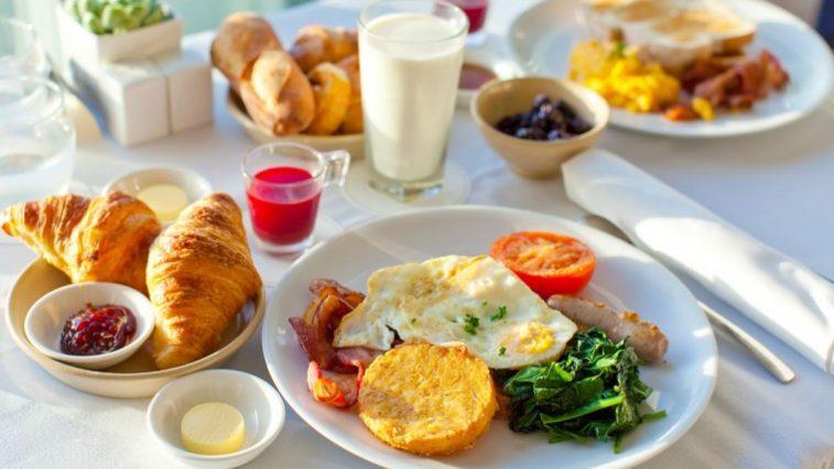 Ăn bữa sáng cân bằng