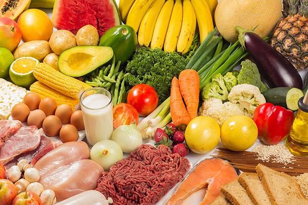 Sai lầm phổ biến nam giới 3: Dinh dưỡng không hợp lý