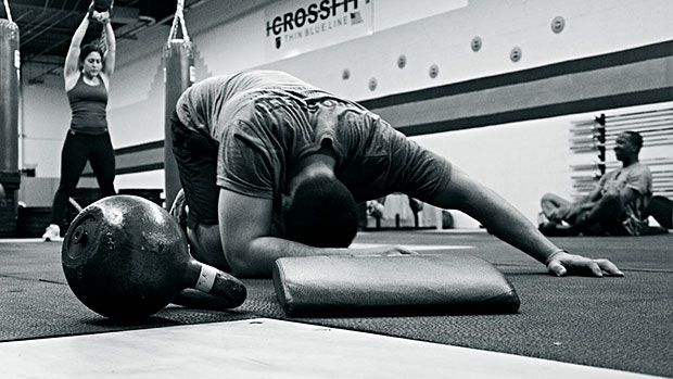 Sai lầm 5: Sợ tập nặng