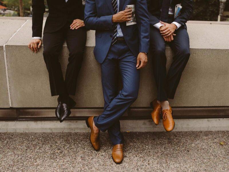 Quy tắc trong trang phục của một quý ông